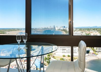 Broadwater Resort Gold Coast View