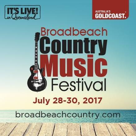 Catch America at the Broadbeach's Best Country Music Festival Yet!