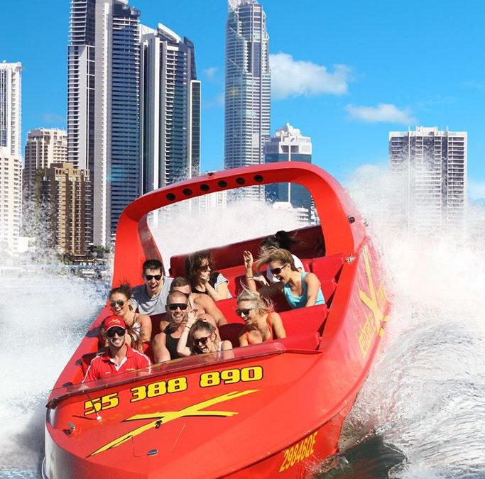 Go for the Gold Coast with Broadwater Shores Waterfront Apartments!