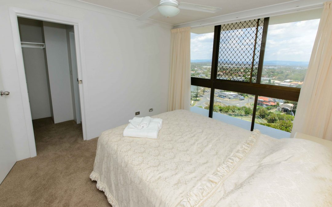 Honeymoon at Broadwater Shores Apartments