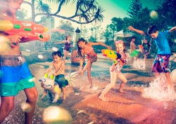 Fun-Filled Day for Kids at The Rockpools