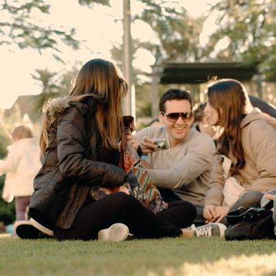 A La Carte in the Park