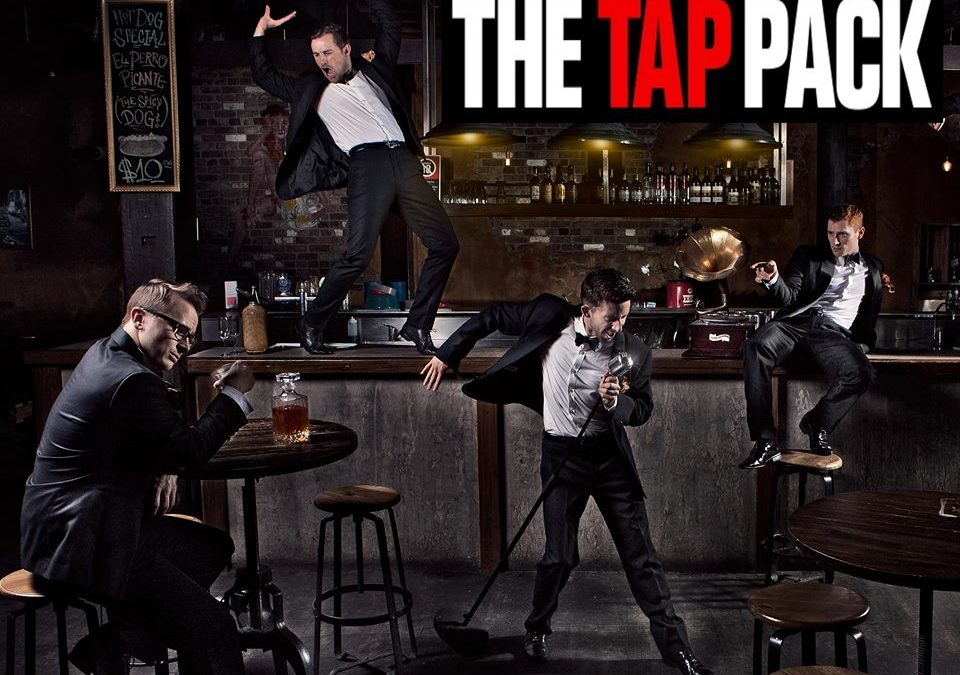 Get High Energy Entertainment with The Tap Pack!