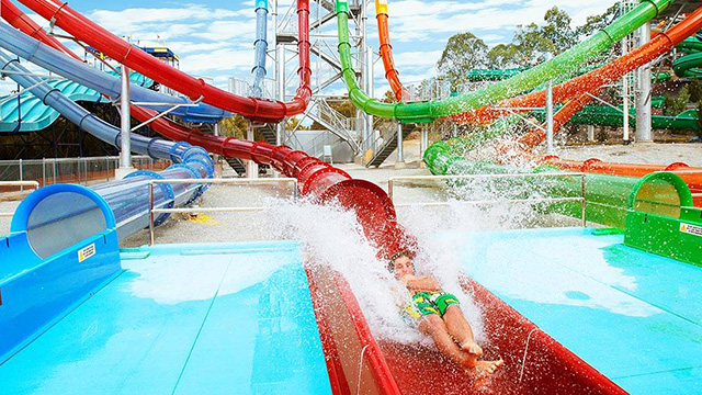 Wet'n'Wild Gold Coast water park