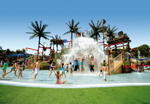 Family Theme Parks on the Gold Coast